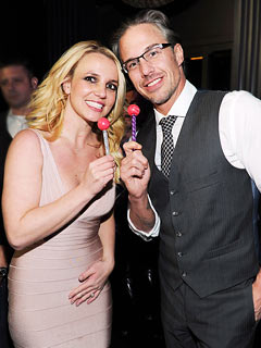 Inside Britney Spears, Jason Trawick&#39;s Las Vegas Joint Engagement, Birthday Bash