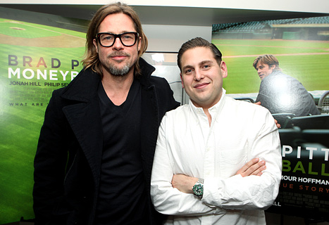 Jonah Hill Crashed at Brad Pitt, Angelina Jolie's House for 4 Months!