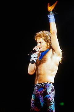 David Lee Roth to Reunite With Van Halen!