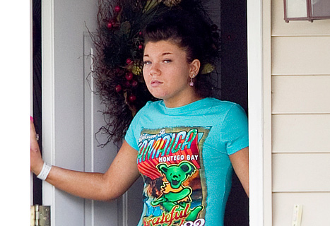 Teen Mom's Amber Portwood Evicted While Incarcerated
