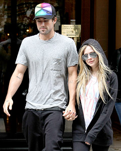 Brody Jenner, Avril Lavigne Split!