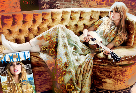 "Taylor Swift Talks ""Earth-Shattering, Crash-and-Burn Heartbreak"""
