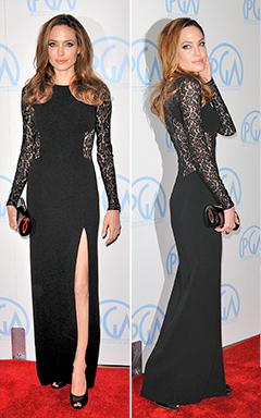 مدل لباس جدید آنجلینا جولی