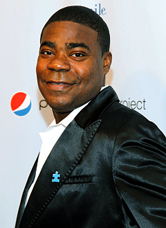 Tracy Morgan Hospitalized at Sundance Following Collapse