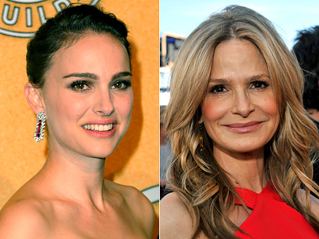 SAG Awards 2012: Red Carpet Mascara Report