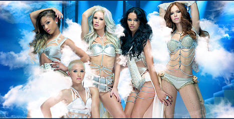 PIC: Meet the New Pussycat Dolls!