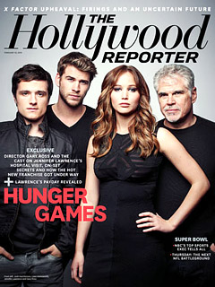 Hunger Games&#39; Jennifer Lawrence: My Mom Called Me a &quot;Hypocrite&quot;