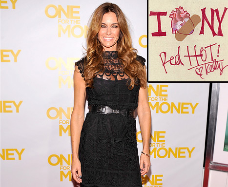 Kelly Bensimon and More Stars Kick Off Fashion Week With The Heart Truth Campaign
