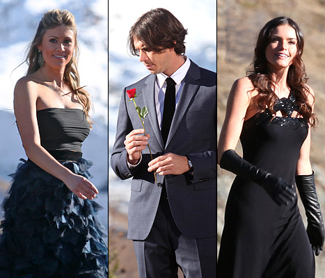 Bachelor Ben Flajnik Picks Courtney Robertson!
