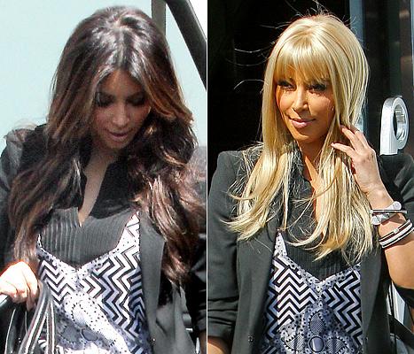 PHOTOS Kim Kardashian 39s hair evolution Kardashian first uploaded pictures