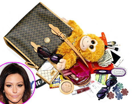"Jersey Shore's Jenni ""JWoww"" Farley: What's in My Bag?"