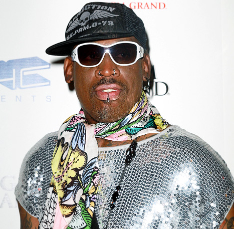 Dennis Rodman Owes Over $800,000 in Child and Spousal Support