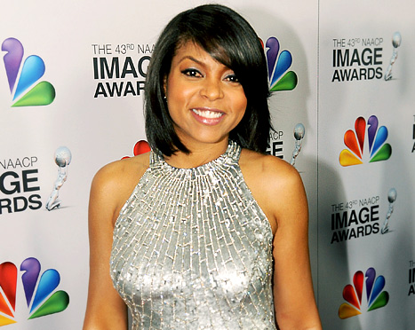 Taraji P. Henson Dishes About Brad Pitt&#39;s Parenting Skills