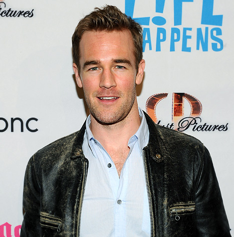 James Van Der Beek: I &quot;Hide&quot; When I Hear Dawson&#39;s Creek Theme Song