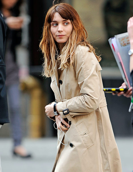 PIC: See Rooney Mara with Long Ombre Hair!