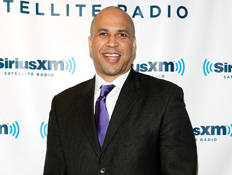 Cory Booker Rescues Woman in Fire, Suffers &quot;Minor&quot; Injuries
