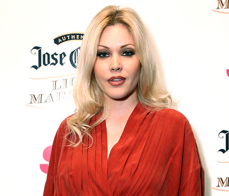 Shanna Moakler's Dog Snatched by a Hawk!
