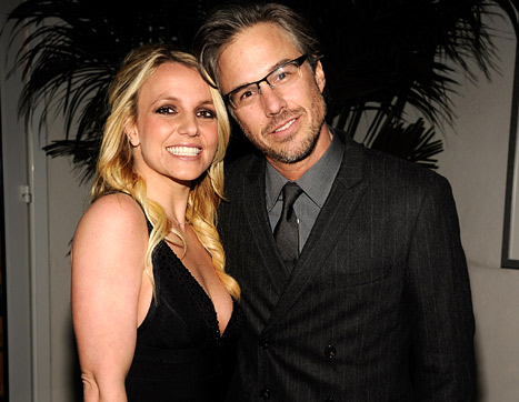 Britney Spears' Fiance Jason Trawick Approved as Co-Conservator