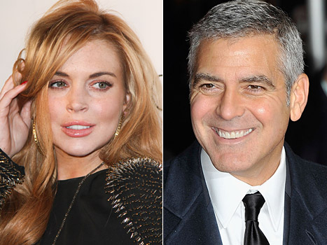 White House Correspondents Dinner: Lindsay Lohan, George Clooney Invited