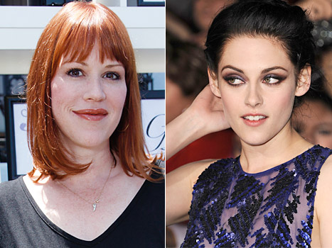 "Molly Ringwald: ""I Drink Kristen Stewart's Blood"" to Stay Young"