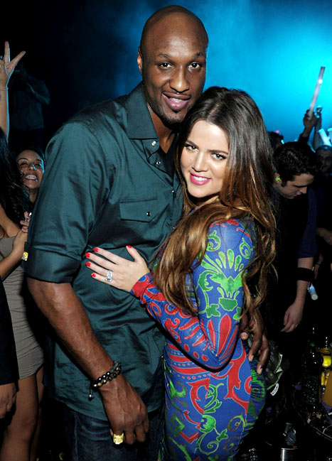 "Khloe Kardashian, Lamar Odom ""Pulled the Plug"" on Their Reality Show"