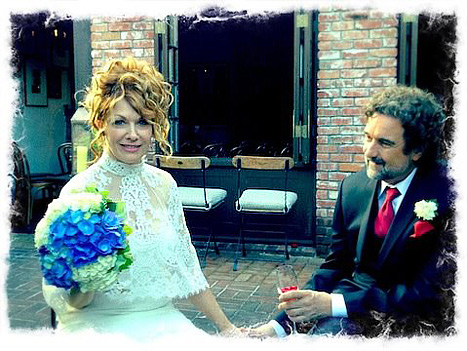 Heart's Nancy Wilson Is Married -- See Her Dress!
