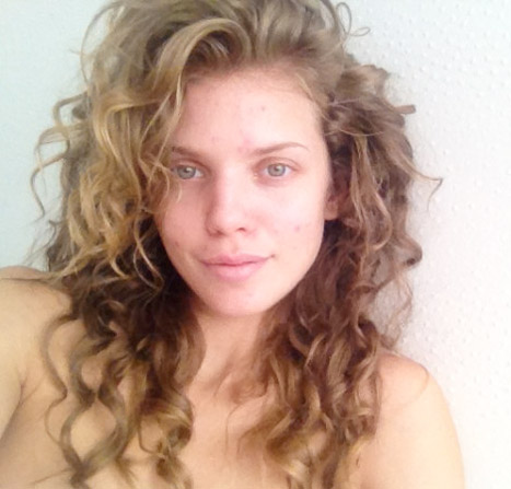 PIC: See AnnaLynne McCord Without Makeup!