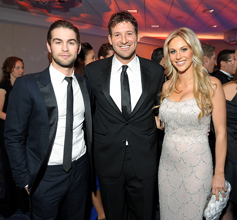 Chace Crawford: Candice Doesn't Want Me Babysitting Yet!