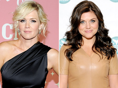 Jennie Garth, Tiffani Thiessen Still Not Speaking