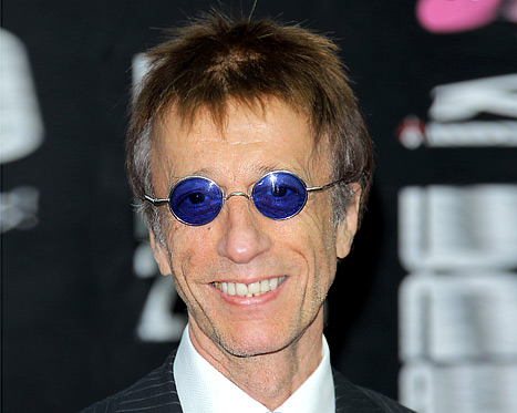Robin Gibb Mourned By Justin Bieber, Robin Thicke and Other Stars
