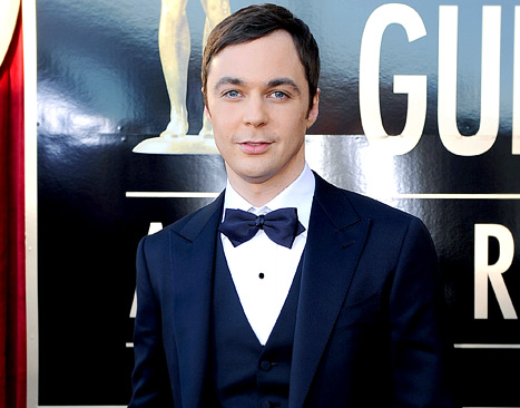 Big Bang Theory's Jim Parsons: I'm Gay