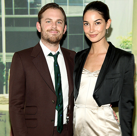 Lily Aldridge, Caleb Followill Welcome Baby Girl!