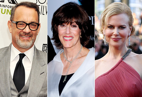 Nora Ephron Mourned by Tom Hanks, Nicole Kidman, Meryl Streep
