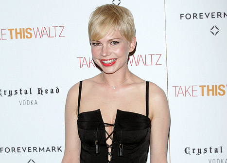 Michelle Williams Would &quot;Very Happily&quot; Do a Dawson&#39;s Creek Reunion
