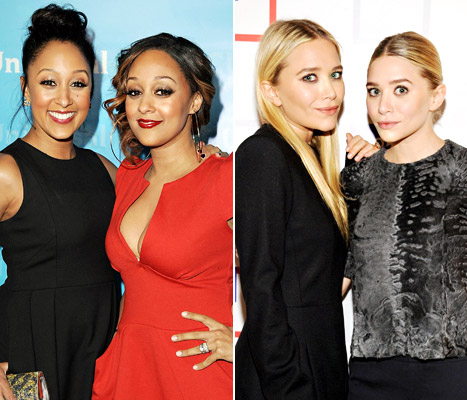 "Tia and Tamera Mowry on Mary-Kate and Ashley Olsen: We'd ""Kick Their Butts!"""