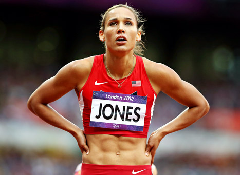 "Lolo Jones Breaks Down on TODAY Over ""Crazy Misogynist Hit Piece"""