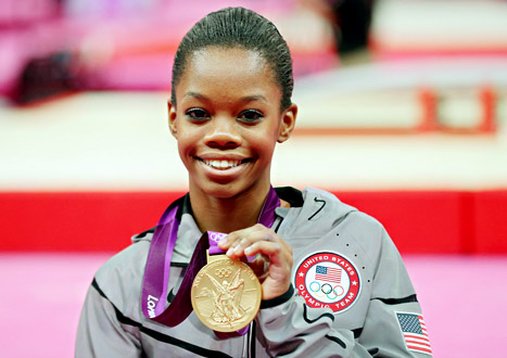 "Gabby Douglas on Hair Critics: ""They Have No Idea What They're Talking About"""