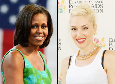 "Inside Gwen Stefani's ""Sunday of Fun"" Event with Michelle Obama"