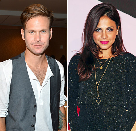 Vampire Diaries&#39; Matthew Davis Is Dating Azita Ghanizada