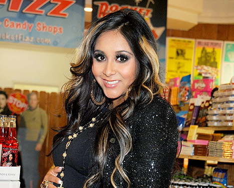 "Snooki's First Night With Baby Lorenzo: ""Hardly Any Sleep!"""