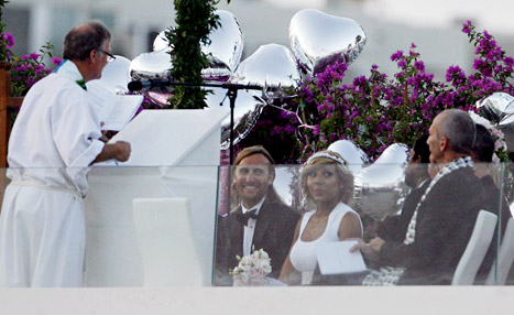 David Guetta, Wife Cathy Renew Vows After 20 Years of Marriage!