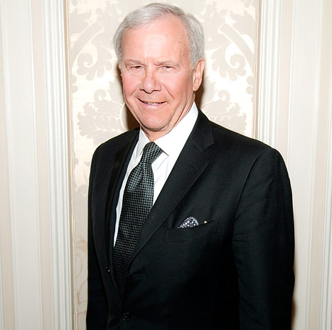 Tom Brokaw Hospitalized in Charlotte
