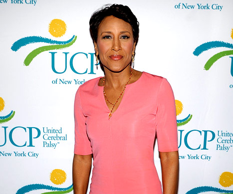 "Robin Roberts Told to ""Gain a Little Weight"" Before Transplant Next Week"