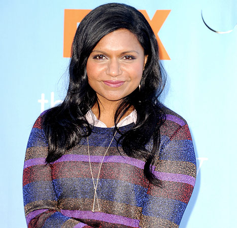 LOL! Mindy Kaling Pretends to Attend New York Fashion Week via Twitter