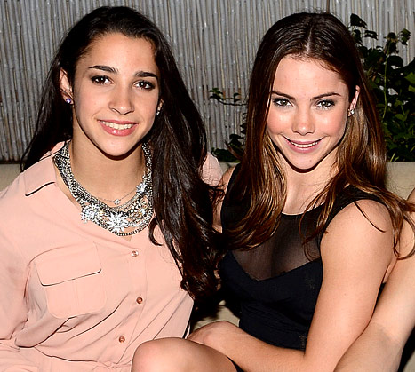 Aly Raisman, McKayla Maroney Both Injured After Uneven Bar Falls