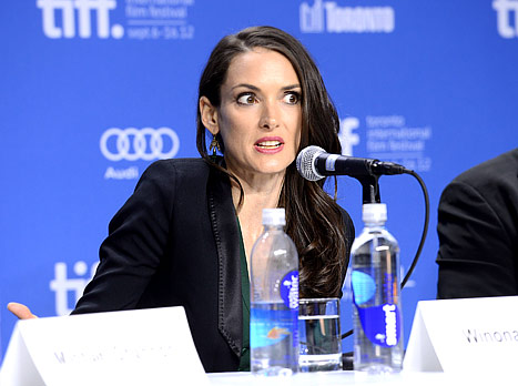 Awkward! Winona Ryder Asked if She Feels &quot;Welcome Again&quot; in Hollywood