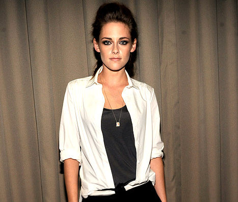 Kristen Stewart: Going Topless in On The Road Was &quot;Not a Big Deal&quot;