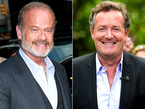 Kelsey Grammer Abruptly Cancels Piers Morgan Interview Over Ex-Wife Camille