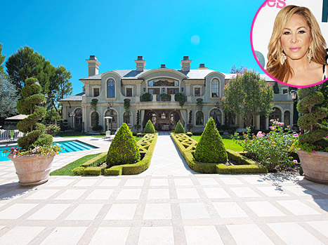 Real Housewives of Beverly Hills&#39; Adrienne Maloof Selling Mansion for $26 Million