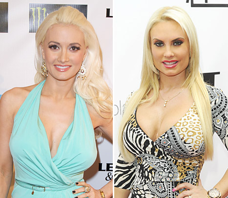 Coco Austin Replaces Pregnant Holly Madison in Las Vegas&#39; Peepshow